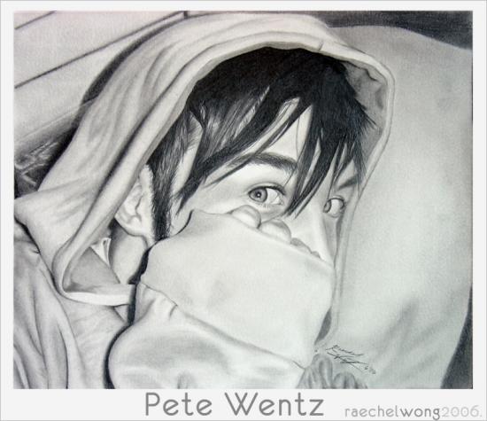 Pete Wentz by raechel